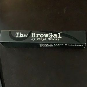 The BrowGal Instant Brow Gel -CLEAR- BRAND NEW